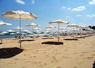 Офицерски плаж - Варна