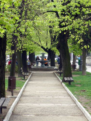 Park Ayazmoto Stara Zagora Informaciya Otzivi Karta I Snimki