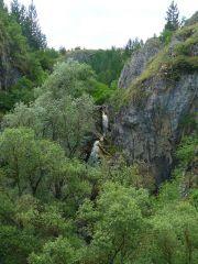 Водопад Котлите