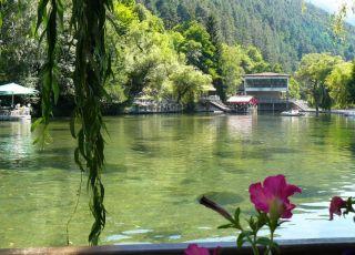 Езеро Клептуза