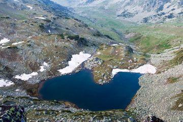 Аргирово езеро