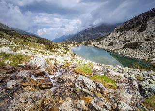 Превалски езера