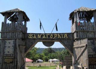 Фанагория (прабългарско селище - музей)