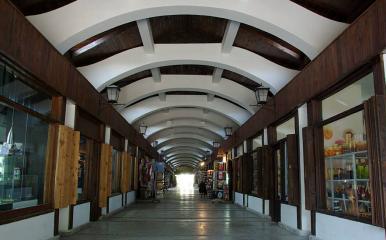 Покрит мост Ловеч