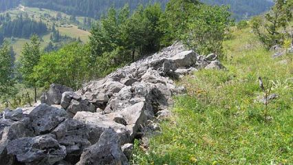Тракийска крепост Заград