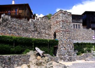 Крепостна стена - Созопол