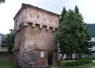 Жилищно-отбранителна кула на Курт Пашовци