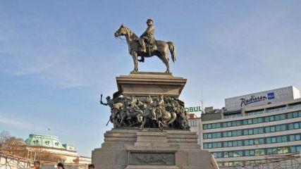 Паметник на Цар Освободител