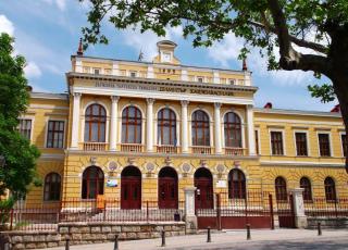 Търговска гимназия - Свищов