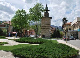 Часовникова кула - Берковица