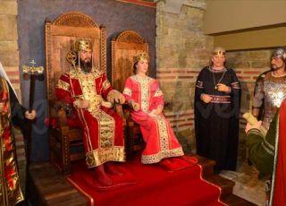 Музей на силиконовите фигури Царевград