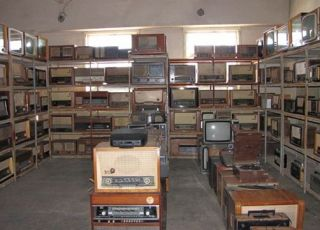 Музейна сбирка Радиоапарати и Минерали