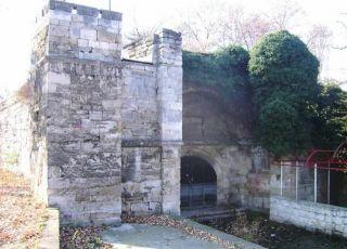 Крепостна порта Телеграф капия