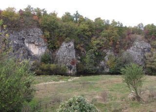 Средновековна крепост Дядо Новаково кале