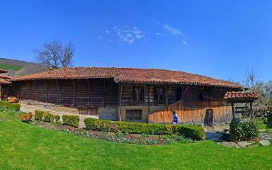 Къща на Руси чорбаджи - Жеравна
