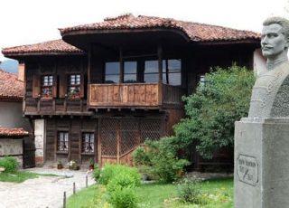 Къща на Георги Бенковски