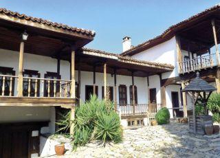 Къща-музей на Добри Чинтулов - Сливен