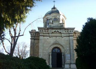 Румънски мавзолей