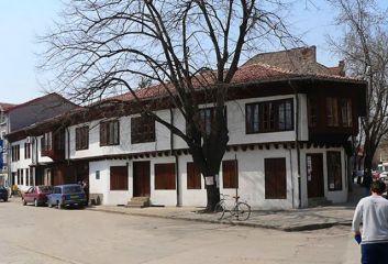 Етнографски комплекс Дандолови къщи - Севлиево