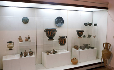 Археологически музей - Бургас