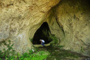 Пещера Рускина дупка