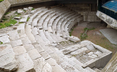Римски стадион - Пловдив