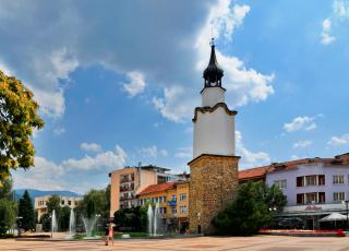 Часовникова кула - Ботевград