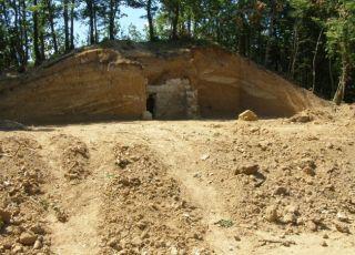 Ранна тракийска гробница - с. Бродилово