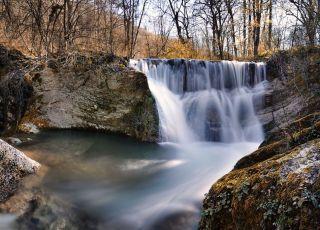 Орлов камък (водопад)