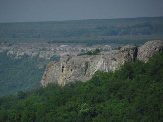 Скален манастир Градище