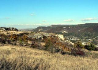Скален манастир на Саръ кая