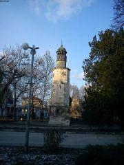 Часовникова кула - Нови пазар