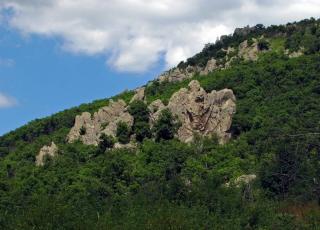Милкини скали