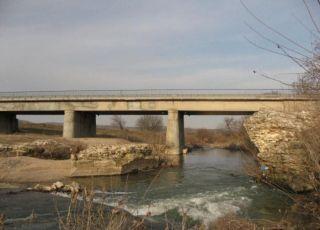 Каменен мост - р. Бисерска