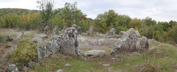 Българският Стоунхендж (Кромлех при Долни Главанак)