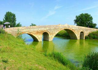 Римски мост - общ. Левски