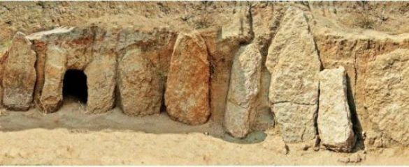 Кромлех в Чолакова могила