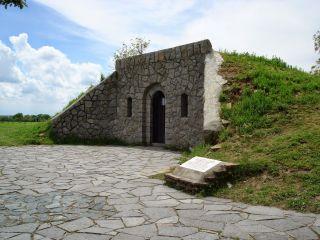 Късноримска семейна гробница