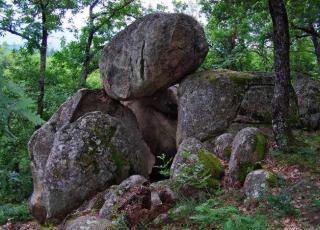 Природна забележителност Пиростията
