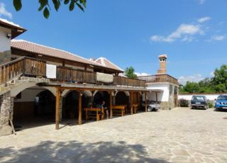 Етнографски комплекс Дамасцена