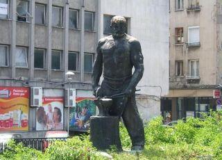 Паметник на Рачо Ковача