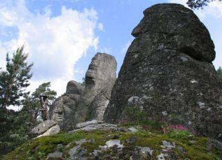 Козия камък (тракийско скално светилище)