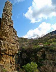 Скално образувание Камината