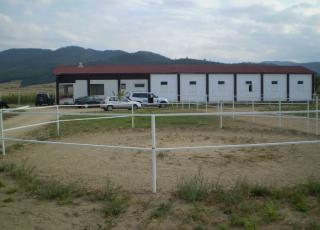 Конна база Сивек