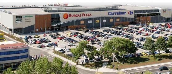 Мол Бургас Плаза