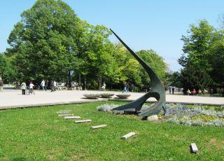 Морска градина - Варна