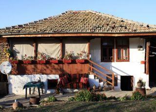 Етнографска къща - музей Калугерци