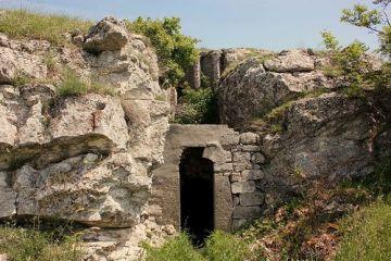 Скална църква - село Михалич