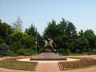 Паметник на дарителите - Свищов