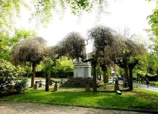 Парк Пети Октомври - Стара Загора
